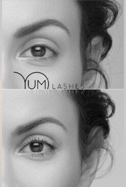 Formation réhaussement de cils Yumi Lashes